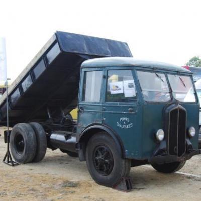 Renault ABDF1 Ponts et Chaussées 1935 en état d'origine