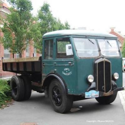 Renault ABDF1 Ponts et chaussées 1935