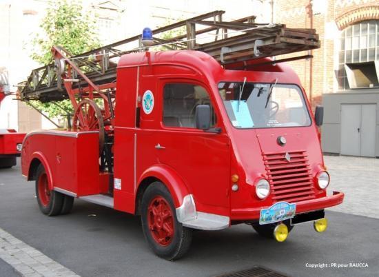 Renault Galion Porte échelle 1956
