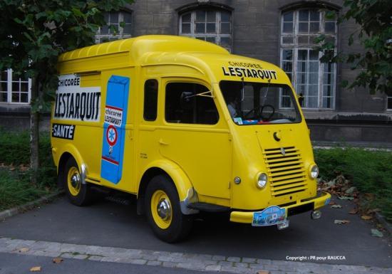 Renault Goelette Lestarquit 1958