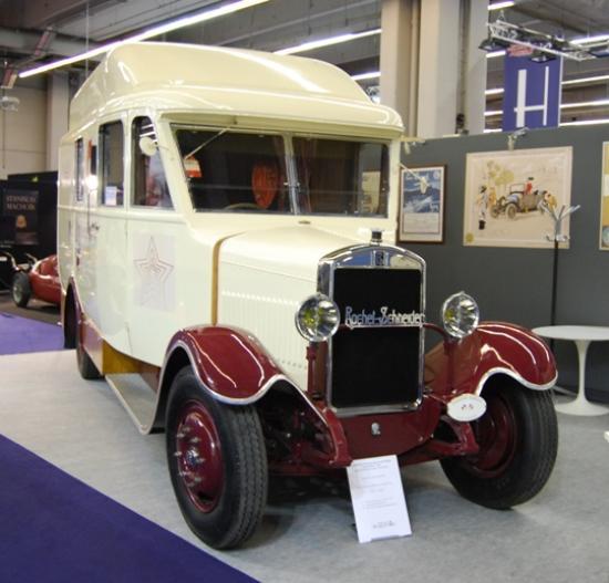 ROCHET SCHNEIDER De cirque 1931 (Fondation Berliet)