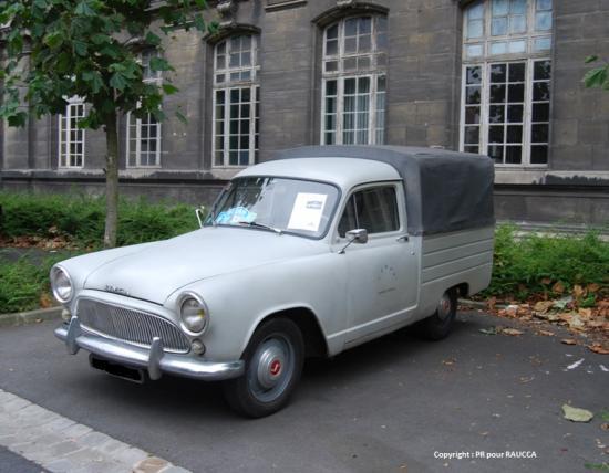 Simca P60 Intendante 1961