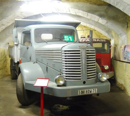 Unic ZU72 de 1954