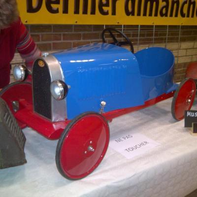 Eurka Bugatti