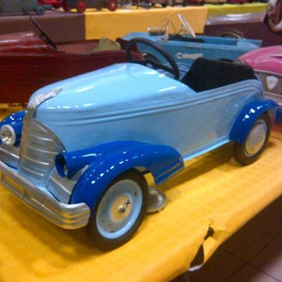 Auto à pédale (1)