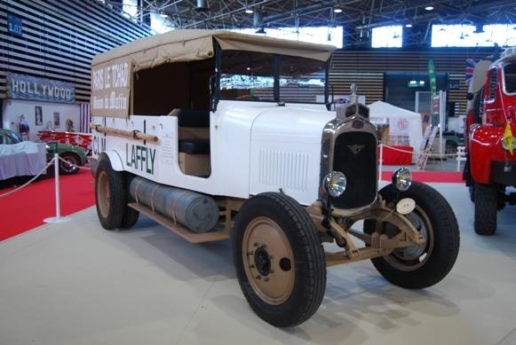 Laffly LC2 Paris Lac Tchad 1930