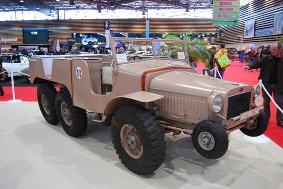 Laffly W15T 6x6 1937