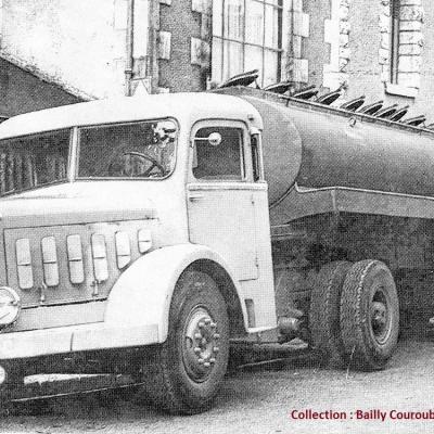 histoire du transport régional