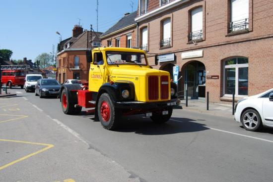 Scania MB 110 1973