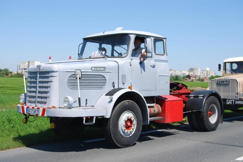 Bussing Comodore 1967