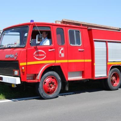 Berliet 770KB6 1983