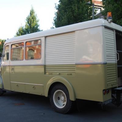 Magirus Deutz 1957 maintenance bus