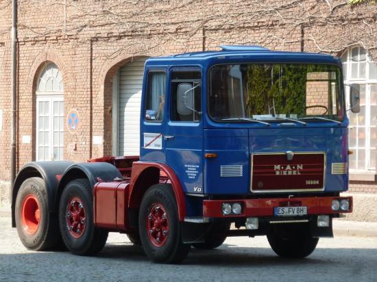 MAN 16304 1970