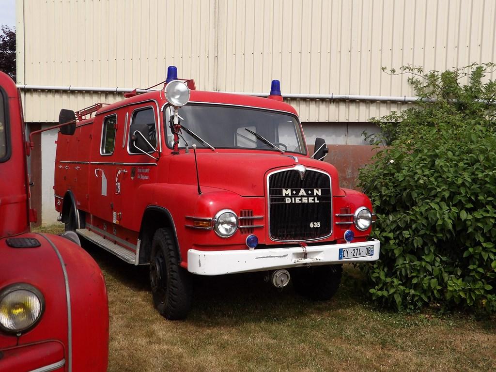 Man Pompier