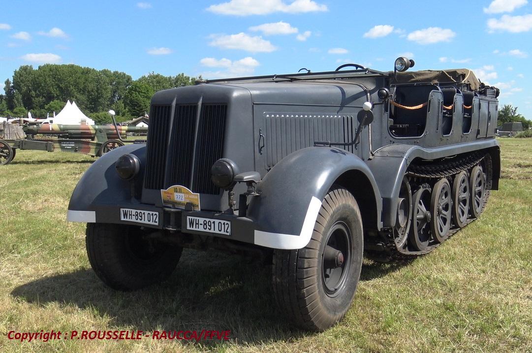 Mercedes DB10 de 1940