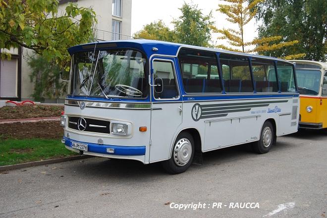 Mercedes O321H