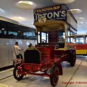 Milnes-Daimler Dopplerdeckerbus 1907