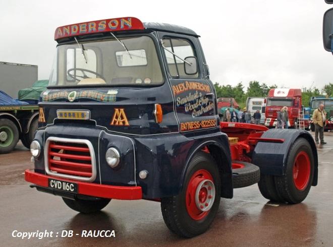 Morris tracteur