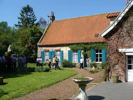 Musée Jeanne Devos à Worhmout
