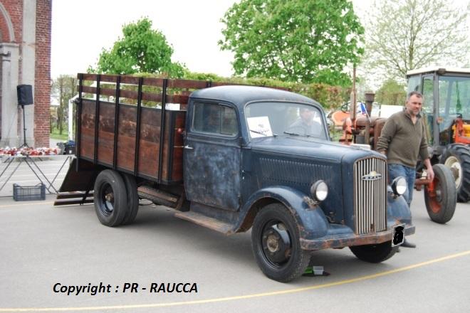 Opel Blitz 1950