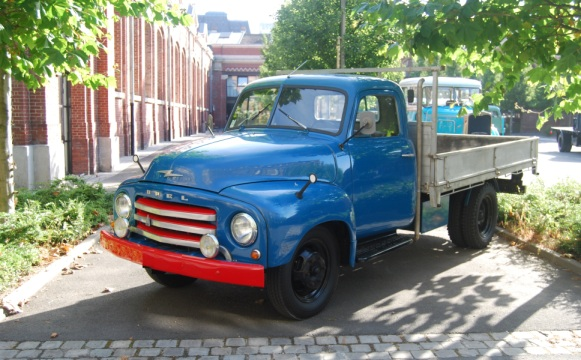 Opel Blitz 1952 d'une collection étrangère