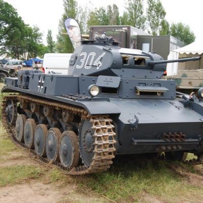 Panzer II 1934