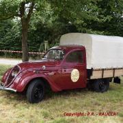 Peugeot 202 Pickup baché 1948