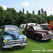 Peugeot 203 1950 et 203 Darl'mat