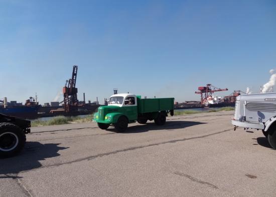 Traversée du Port autonome de Dunkerque