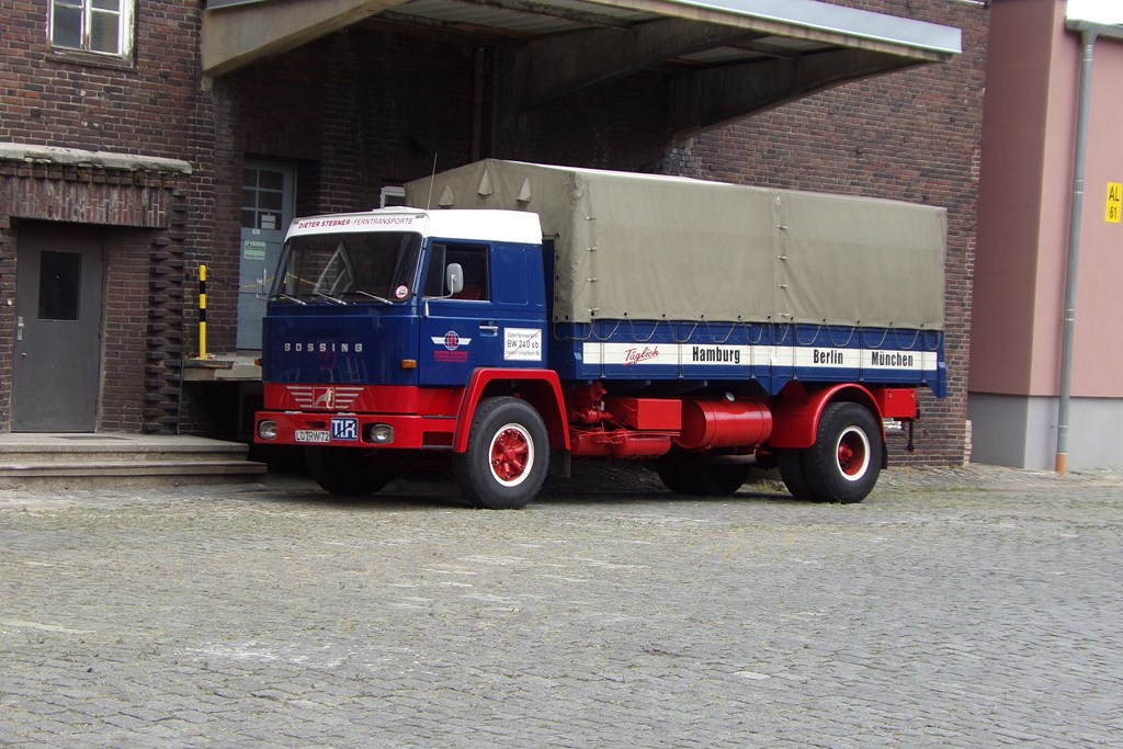 Porteur Bussing BS 16
