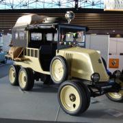 Renault 6 roues
