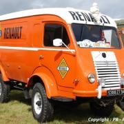 Renault Goelette 4x4 assistance losange