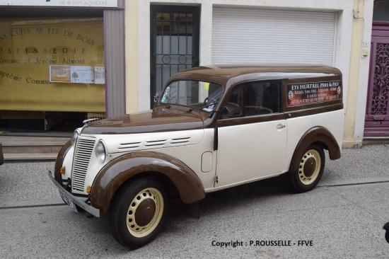 Renault Juvaquatre Dauphinoise