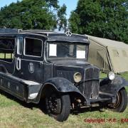 Renault PR Corbillard 1933