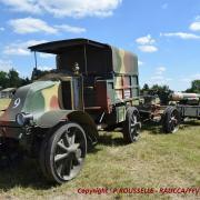 Renault tracteur artillerie 1914