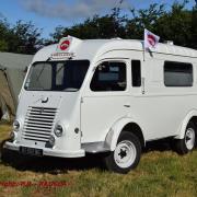 Renault Voltigeur ambulance
