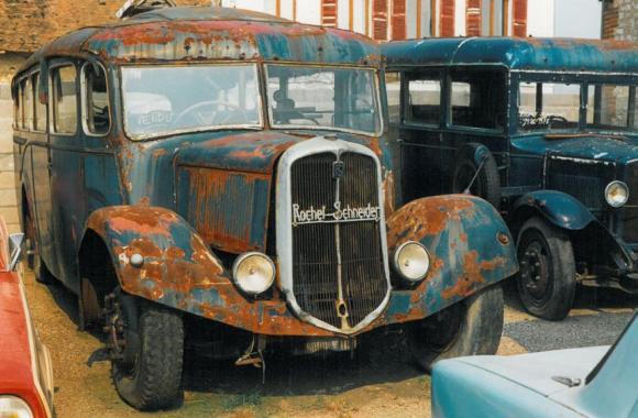 Rochet Schneider Bus