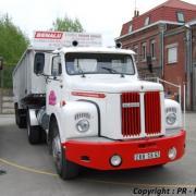 Scania 111 1976 & benalu