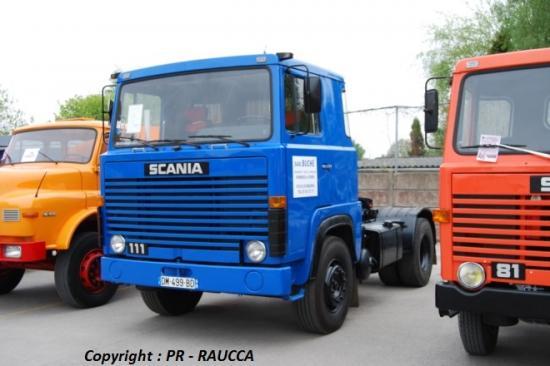 Scania 111 1980