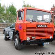 Scania 81 tracteur