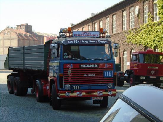 Scania LB 111