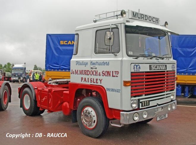 Scania Tracteur 111