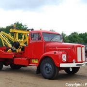 Scania Vabis 76 Dépannage