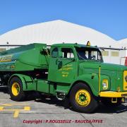 Scania Vabis 76 Super & Citerne Coder