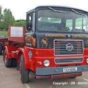 Seddon moteur Gardner 180