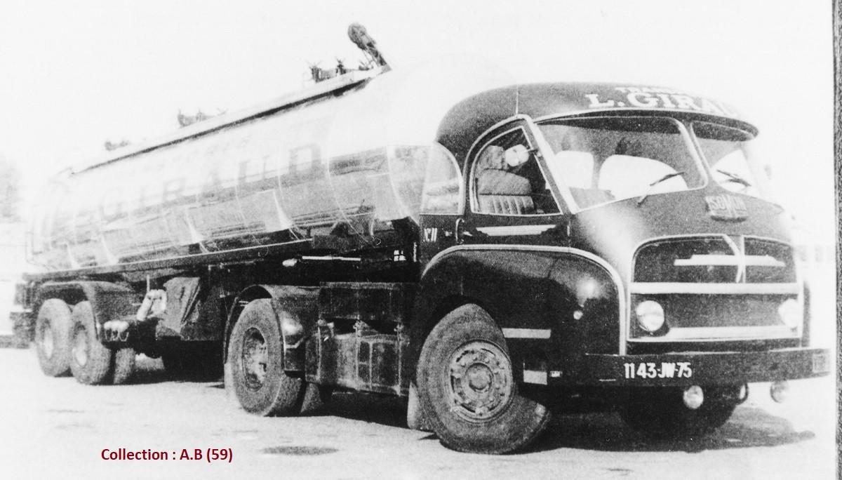 Somua jl17 carrosserie Cottard