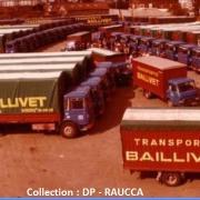 Souvenir d'Hellemes - transports Baillivet