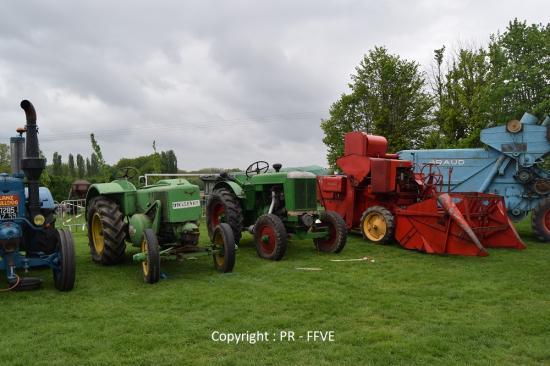 Tracteur en Weppes 2018