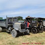 Trio de camions Grand guerre