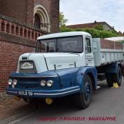 Unic MZU83R Auvergne 1963
